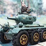 ドワーフ戦車